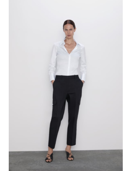 Pocket Cargo Pants  Special Priceswoman by Zara