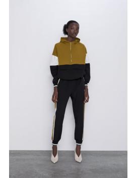 Jacket With Pouch Pocket Jacketswoman by Zara