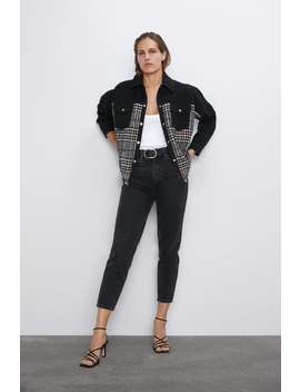Combined Jacket With Pockets Bestsellerswoman by Zara