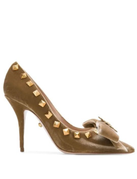 Studded Pumps by Fausto Puglisi