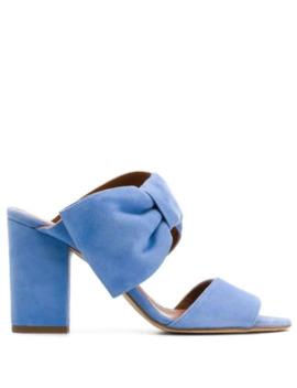 Bow Detail Sandals by Paris Texas