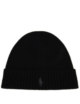 Ribbed Beanie by Polo Ralph Lauren