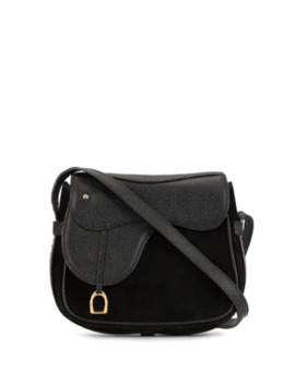 Saddle Cross Body Bag by Gucci Pre Owned
