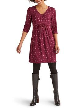 Eliza Empire Waist Dress by Boden
