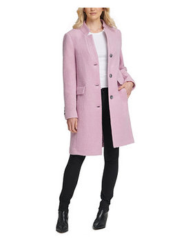 Stand Collar Coat, Created For Macy's by General