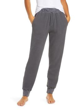 Organic Cotton Thermal Pajama Pants by Groceries Apparel