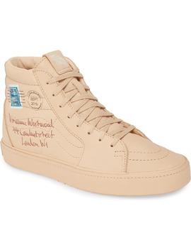 X Vivienne Westwood Sk8 Hi Sneaker by Vans