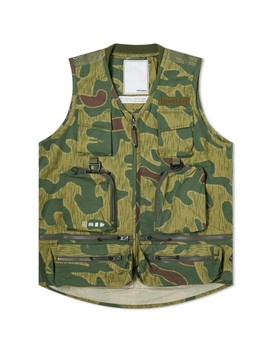 Liberaiders Camo Vest by Liberaiders'