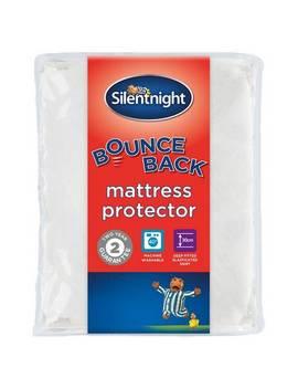 Silentnight Bounceback Mattress Protector   Double880/2114 by Argos