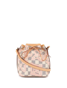 Nano Noe Drawstring Shoulder Bag by Louis Vuitton Pre Owned