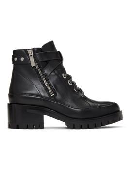 Black Hayett Boots by 3.1 Phillip Lim