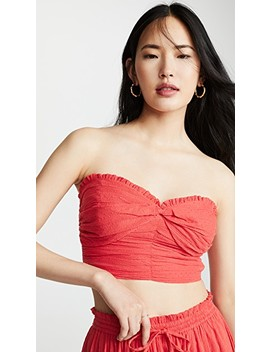 Bisou Twist Crop Top by Steele
