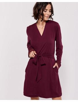 Soft Long Sleeves Kimono Soft Long Shirt Soft Long Shirt by La Vie En Rose