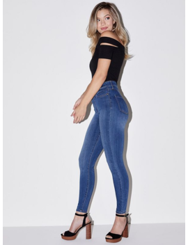 Katelyn High Rise Skinny Jeans by G By Guess