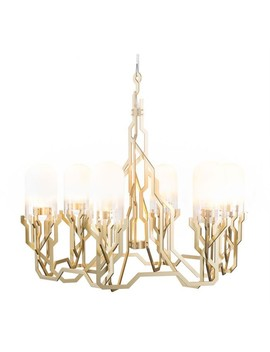 Moooi Plant Chandelier by Houseology