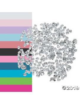 Acrylic Gems by Oriental Trading