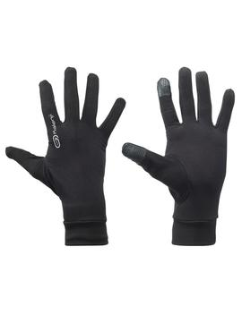 Kalenji Kalenji Tactile Running Gloves   Black by Kalenji