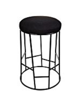 Aiden Bar Stool, Black by Cafe Lighting & Living