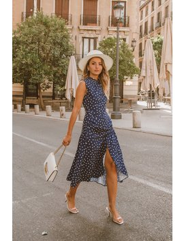 Morgan Dress   Navy by Lovely Pepa Collection