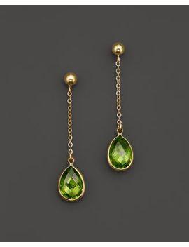 peridot-drop-earrings-in-14k-yellow-gold---100%-exclusive by bloomingdales