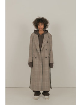 Cold Laundry Mocca Coat by Cold Laundry