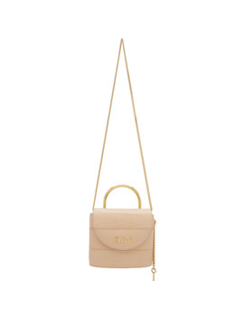 pink-small-aby-lock-chain-bag by chloÉ