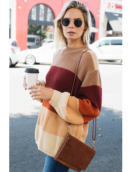 Sunday Morning Sweater by Amaryllis Apparel