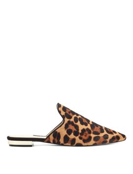 Foley Pointy Toe Mules by Nine West