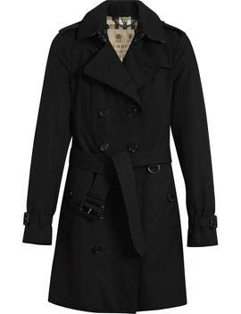 The Sandringham Mid Length Trench Coat by Burberry