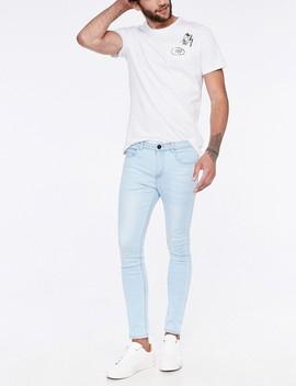 ג'ינס Daniel סופר סקיני בייסיק by Castro