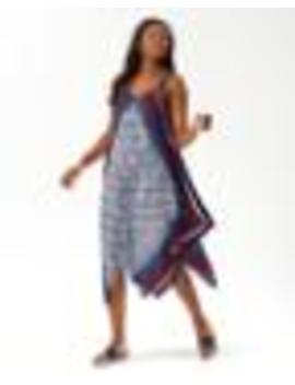Ikat Diamonds Scarf Dress by Tommy Bahama