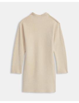 Kimono Turtleneck Dress by Theory