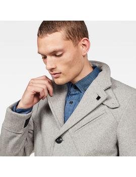 Varve Wool Coat by G Star