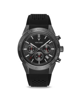 The Rogue Limited Release Gunmetal + Red by Vincero