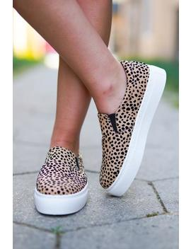 Royal Platforms   Leopard by Rosie Daze