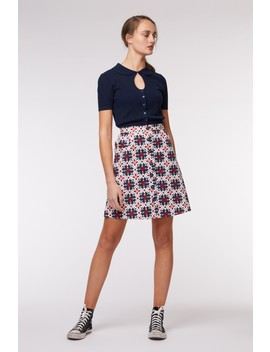 My Heart Is Set On You Skirt by Revival