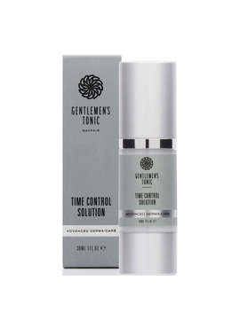 Gentlemen's Tonic Advanced Derma Care Time Control Solution 30ml by Gentlemen's Tonic