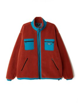 Out There Sherpa Jacket by Obey