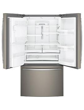 Ge Appliances Gfe28 Gmkes 27.8 Cu. Ft. French Door Refrigerator   Slate Ge Appliances Gfe28 Gmkes 27.8 Cu. Ft. French Door Refrigerator   Slate by Sears