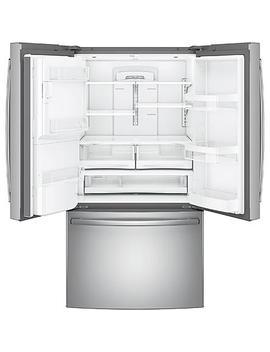 Ge Appliances Gfe28 Gskss 27.8 Cu. Ft. French Door Refrigerator   Stainless Steel Ge Appliances Gfe28 Gskss 27.8 Cu. Ft. French Door Refrigerator   Stainless Steel by Sears