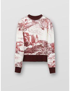 Bedruckter Pullover by Chloe