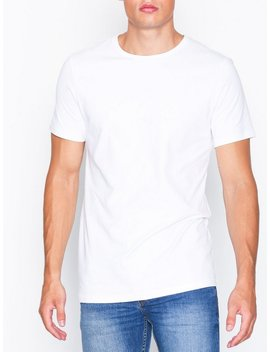 Crew Neck T Shirt by Bread & Boxers