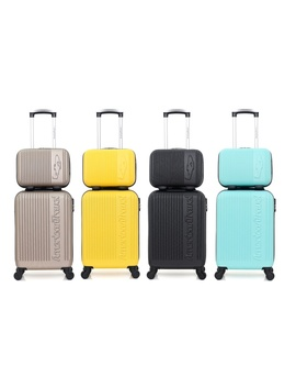 Two Piece Nashville Suitcase Set by Groupon
