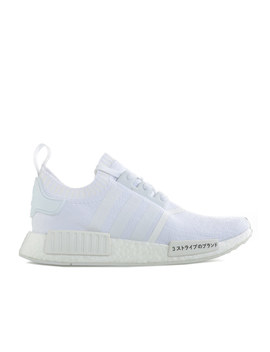 Mens Nmd R1 Primeknit Jpn Trainers by Adidas Originals