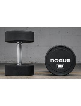 Rogue Urethane Dumbbells by Rogue