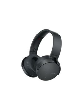 Sony Black Noise Canceling Extra Bass Wireless Over Ear Headphones   Mdrxb950 N1/B by Sony Black Noise Canceling Extra Bass Wireless Over Ear Headphones