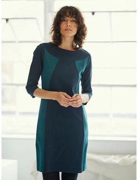Katherina Organic Cotton Shift Dress by Thought