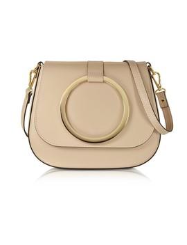 Smooth Leather Shoulder Bag by Gisèle 39