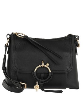 Joan Large Crossbody Black by See By Chloé