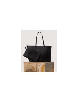 Nivi Tote Bag   Black by Matt & Nat